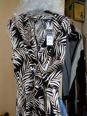 £25 • Buy Wallis All In One Jump Suit Brand New Size 18
