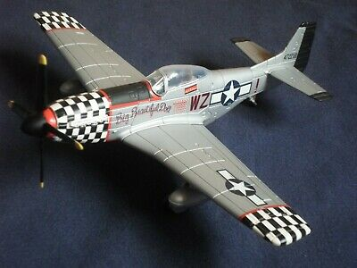 £6.25 • Buy 1/48 Scale Diecast P51-D Mustang, Air Legends WWII Series