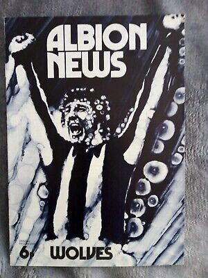 £1.50 • Buy West Brom V  Wolves 1972-73  Programme Ex Condition