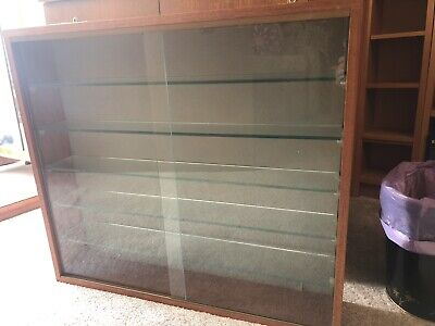 £0.99 • Buy Collectables Display Cabinet (A)