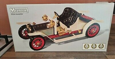 £155 • Buy Mamod Live Steam Roadster Car Boxed With Accessories Fired