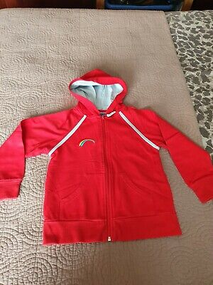 £2.45 • Buy Official Girl Guiding Rainbows Hoodie Size Small