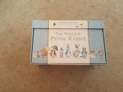 £27 • Buy The World Of Peter Rabbit Collection By Beatrix Potter 23 Book Boxset
