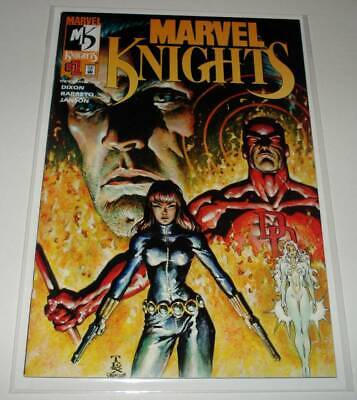 £7.99 • Buy MARVEL KNIGHTS  # 1 Marvel Comic (2000)  VFN/NM  DYNAMIC FORCES VARIANT EDITION