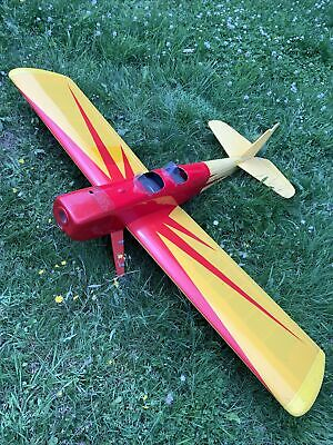 """£50 • Buy Spacer Walker 60"""" Wing Span RC Remote Control Air Frame Aeroplane Plane Aircraft"""