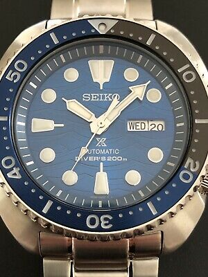 $ CDN399.20 • Buy Seiko Prospex Turtle Save The Ocean Automatic Divers Watch Special Edition