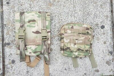 £20 • Buy Multicam Molle Utility Pouches For Daysack Patrol Pack
