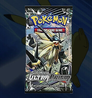 £4.20 • Buy Pokemon Cards: 2 X Sealed Ultra Prism Booster Packs   Fresh From Collection Box