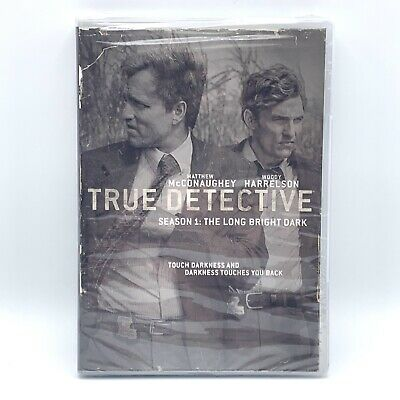 £10.87 • Buy True Detective: The Complete First Season 1 (DVD, 2014, 3-Disc Set) New/Sealed