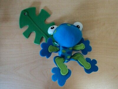 £5.75 • Buy Fisher Price Rainforest Peek-A-Boo Leaves Musical Crib Mobile Replacement Frog