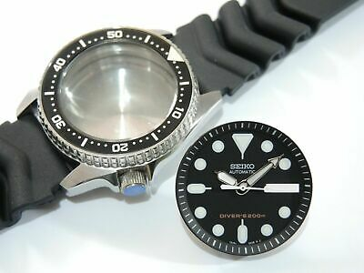 $ CDN119.37 • Buy New Replacement Seiko Case Kit Fits Seiko Skx013 (7s26-0030) Diver's Watch