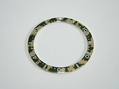 $ CDN22.65 • Buy New Bezel Insert Camouflage Style Fits Seiko Skx007 /6309 /7002 Diver's Watch