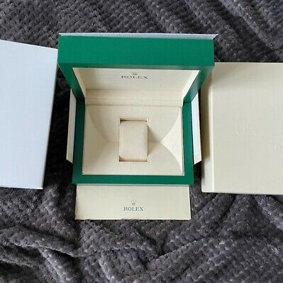 $ CDN470.91 • Buy Genuine Rolex Large Box With Outer Sleeve