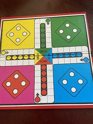 £0.99 • Buy Vintage Spear's Ludo With Snakes And Ladders