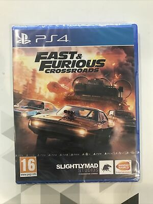 £21.18 • Buy Fast And Furious Crossroads PS4 - Neuf - Version Francaise