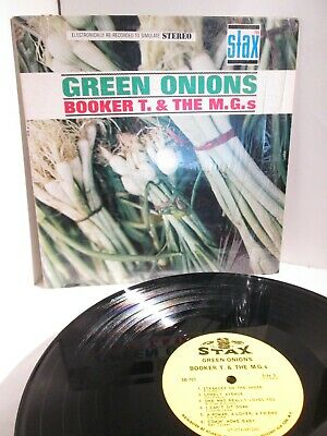 £7.69 • Buy BOOKER T. & THE MG'S - GREEN ONIONS - US Stax SD 701, 1968 Vg++