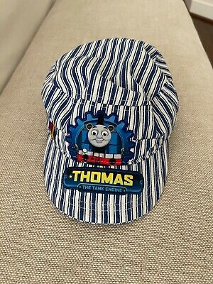 £6.54 • Buy Preowned Thomas The Tank Engine And Friends Kids Hat/Cap Train Conductor Toddler