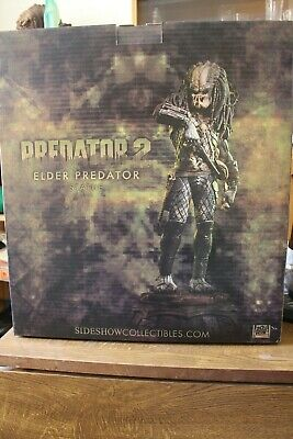 £550 • Buy Sideshow Collectibles Predator Elder Statue, Never Opened, Limited 219/350