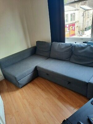 £150 • Buy Double Sofa Bed With Storage