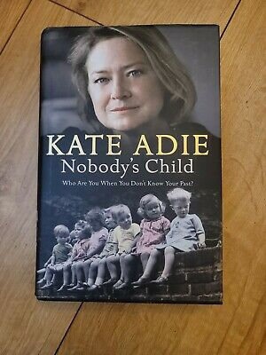 £1.80 • Buy Nobody's Child By Kate Adie (Hardcover, 2005) SIGNED COPY