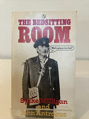 £2 • Buy The Bedsitting Room (paperback) By Spike Milligan And John Antrobus 1975