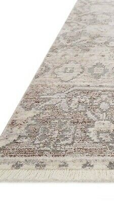 $199.99 • Buy Magnolia Home By Joanna Gaines Ophelia Rug In Grey/Taupe 5' X 8' Brand New
