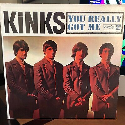 £18.01 • Buy MONO KINKS - YOU REALLY GOT ME - ORIG SHOWBOAT REPRISE British Invasion CLEAN