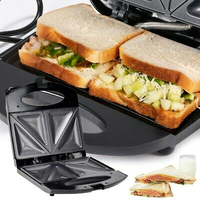 £15.98 • Buy 3 In 1 Multifunctional Waffle Maker Kitchen Panini Sandwich Maker Toaster Grill