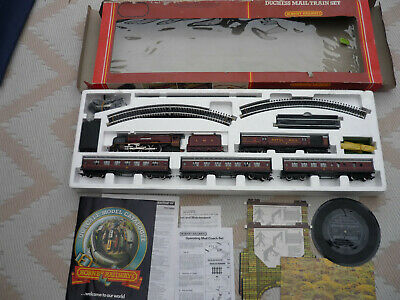 £100.13 • Buy Vintage Hornby OO Gauge R542 Duchess Of Abercorn Mail Train Set Boxed & Unsused