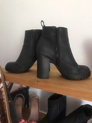 £0.99 • Buy High Chunky Ankle Boots