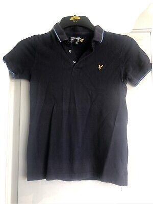 £4 • Buy Lyle And Scott Polo Shirt