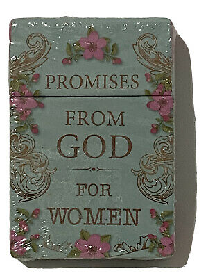 £5.75 • Buy Promises From God For Women Cards - A Box Of Blessings Decorates Cards