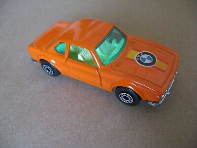 $1.25 • Buy MATCHBOX SUPERFAST No45 BMW 3.0 CSL MADE IN ENGLAND 1976 LESNEY