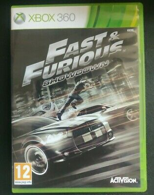 £3.97 • Buy Fast And Furious Showdown   Xbox 360   Microsoft   PAL Tested