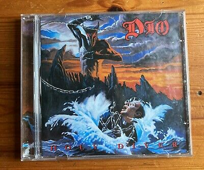 £0.99 • Buy DIO Holy Diver 2005 1983 CD Album Black Sabbath Rainbow Elf Stand Up And Shout