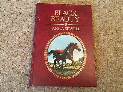 £0.99 • Buy Black Beauty Anna Sewell Hardback Book 1984 Collectable Classic Cathay Books