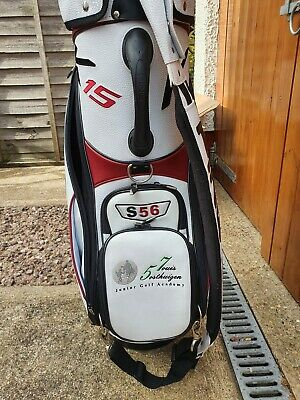 £150 • Buy Ping K15 Tour Golf Bag Signed By Louis Oosthuizen