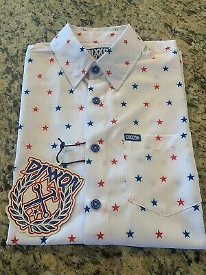 $45 • Buy Dixxon Flannel- Party Shirt Size Large New With Tags