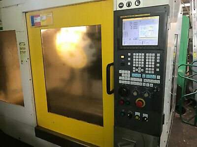 $22500 • Buy Robodrill T14iBL CNC Machining Center 4th Axis Ready 14 Tools, Long Bed
