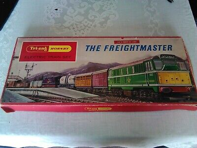 £20 • Buy Hornby/Tri-ang Train Set Vintage 'Freightmaster' (c) 1970s