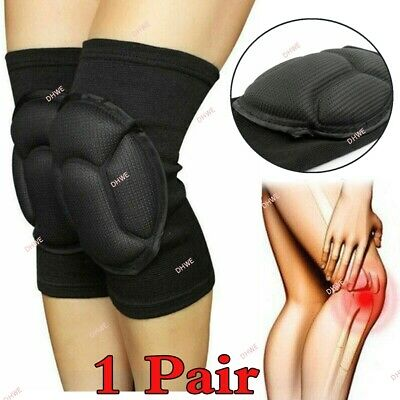 £7.99 • Buy 1 Pair Professional Knee Pads Construction Comfort Leg Protectors Work Safety UK