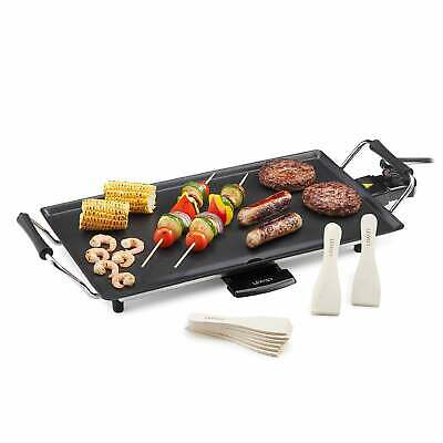 £29.99 • Buy Lewis's Large Non-stick Electric Table Top Teppanyaki Grill BBQ Hot Plate