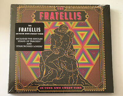 £5.65 • Buy Fratellis, The-Fratellis (The) - In Your Own Sweet Time CD NEW