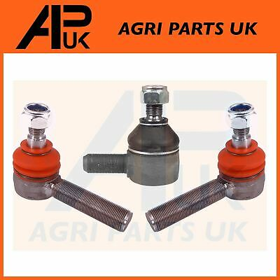 £49.95 • Buy David Brown 1190 1194 1290 Tractor Power Steering Track Rod Ends Joint 2WD Kit