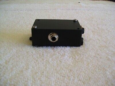 AU38 • Buy ELECTRONIC DRUM MODULE SPLITTER BOXES (suit Alesis And Yamaha And Some Roland)