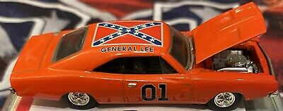 £32.37 • Buy RACING CHAMPIONS 1969 Dodge Charger General Lee Dukes Of Hazzard Die Cast 1:64