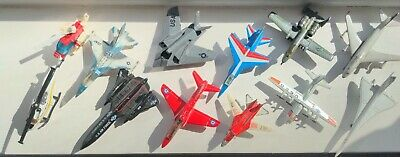 £3.99 • Buy VINTAGE12 XDiecast Aircraft Plane Helicopter Matchbox - Joblot