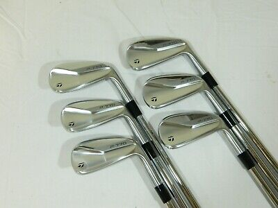 AU614.82 • Buy 2020 Taylormade P770 Iron Set 5-PW Project X 6.0 Steel Irons P-770 P.770