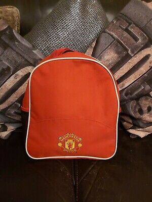 £10.99 • Buy Manchester United School Bag Backpack. (Official) - NEW