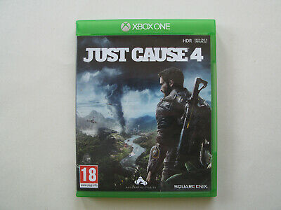 £8.99 • Buy JUST CAUSE 4 - Microsoft Xbox One Game - UK